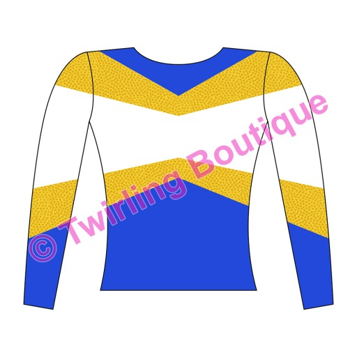 Top Cheerleader Personnalisable i2