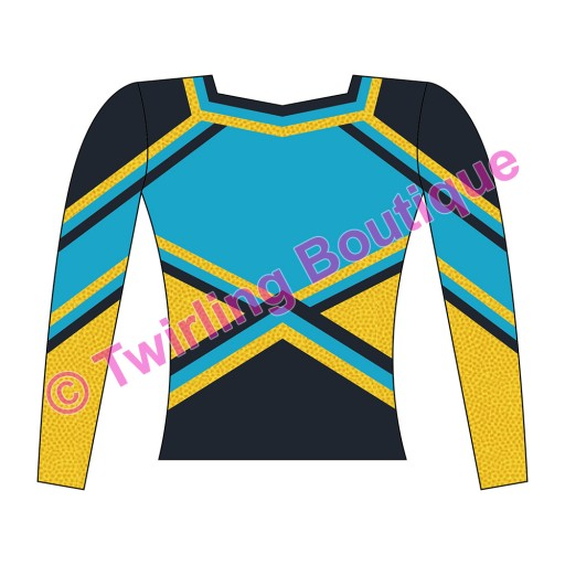 Top Cheerleader Personnalisable H2