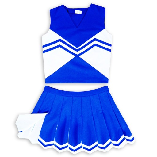 Tenue Cheerleader Personnalisable O1
