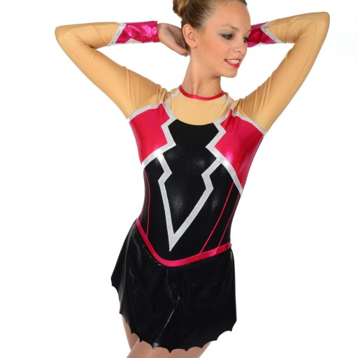 Tenue Twirling Gaia manches