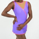 Justaucorps de twirling Capella Lycra Destockage taille 40