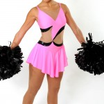 Justaucorps RYTHME LYCRA TAILLE 38