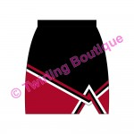 Jupe Cheerleader Personnalisable G2