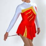 Justaucorps de twirling BREAT