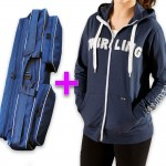 "Pack ""All Navy"" - Veste + Super Housse"