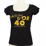 "Tee Shirt collector ""Bâton d'Or 40"""
