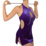 Tenue de twirling ARES Velours