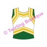 Top  Cheerleader Personnalisable U2