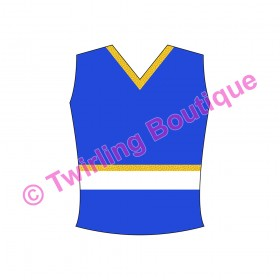 Top  Cheerleader Personnalisable C2