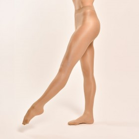 Collants Pro. Shimmery Microfibre Light