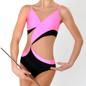 Justaucorps de twirling TEMPO- 14ans, 36, 38, 42