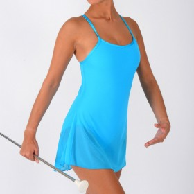 Justaucorps de twirling Mady