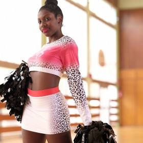 Tenue Cheerleader All Star  09 en Sublimation