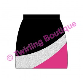Jupe Cheerleader Personnalisable E2