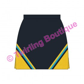 Jupe Cheerleader Personnalisable H2