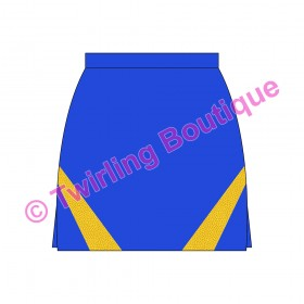 Jupe Cheerleader Personnalisable i2