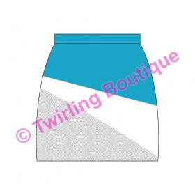Jupe Cheerleader Personnalisable J2