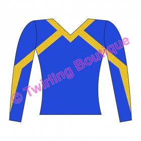 Top  Cheerleader Personnalisable K2