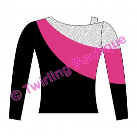 Top  Cheerleader Personnalisable L2