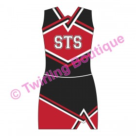 Tenue Cheerleader Personnalisable G2