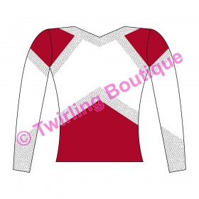 Top  Cheerleader Personnalisable N2