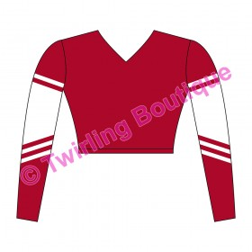 Top  Cheerleader Personnalisable O2
