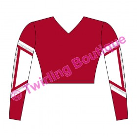 Top  Cheerleader Personnalisable P2