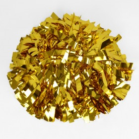 "Pompon metal showpoms 8"" or"