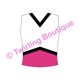 Top  Cheerleader Personnalisable S2