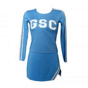 Tenue Cheerleader Personnalisable M1