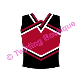 Top  Cheerleader Personnalisable G2