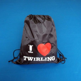 Sac à dos I Love Twirling